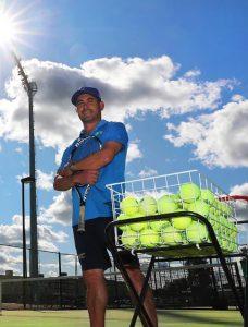 Tom Denahy - Head Tennis Coach